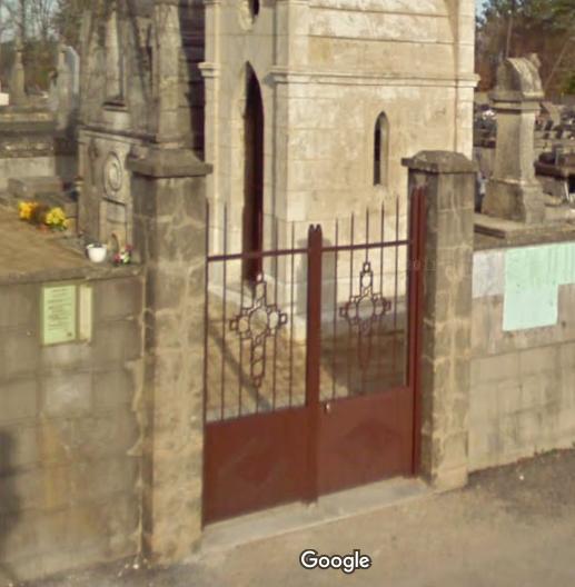 cimetière de Donnezac