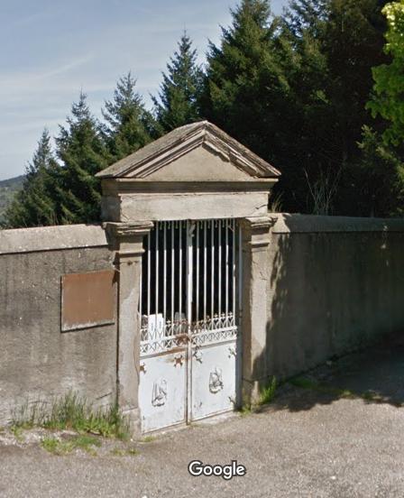 cimetière de La-Valla-en-Gier