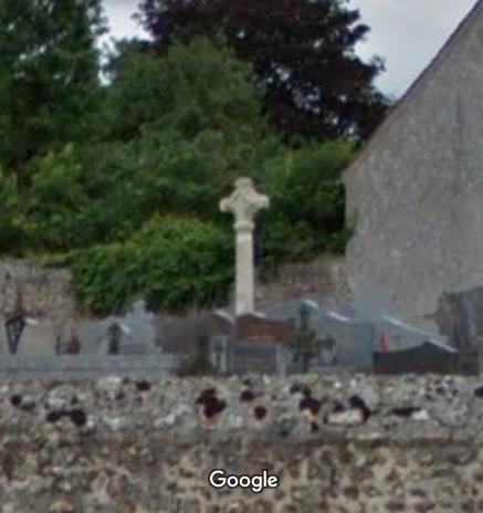 cimetière de Saint-Arnoult-des-Bois