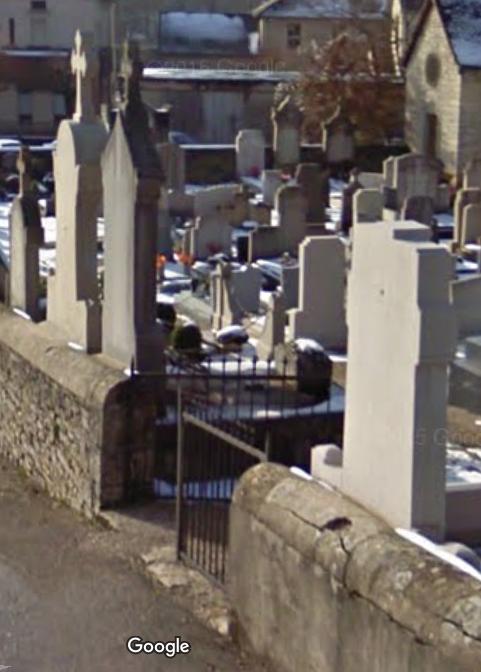 cimetière de Sault-Brénaz