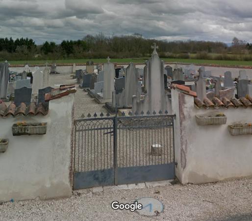 cimetière de Saint-Nizier-le-Désert