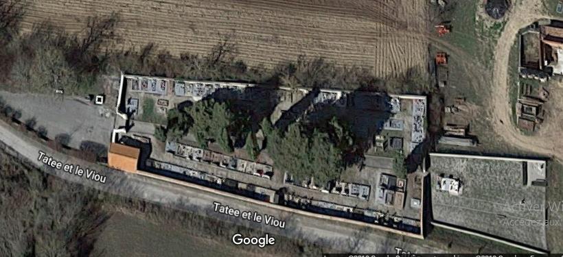 cimetière de Saint-Maime