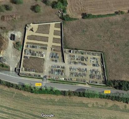 cimetière de Étrechet