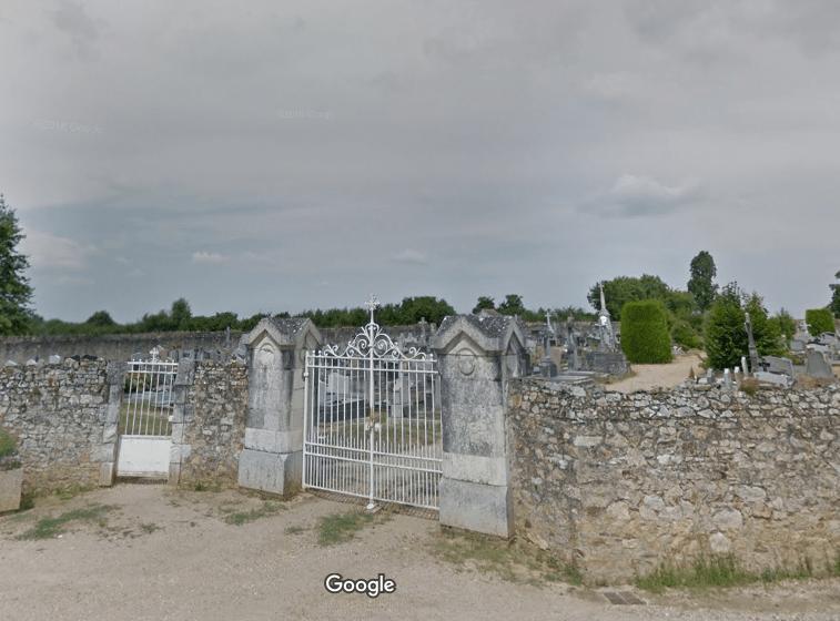 cimetière de Feneu