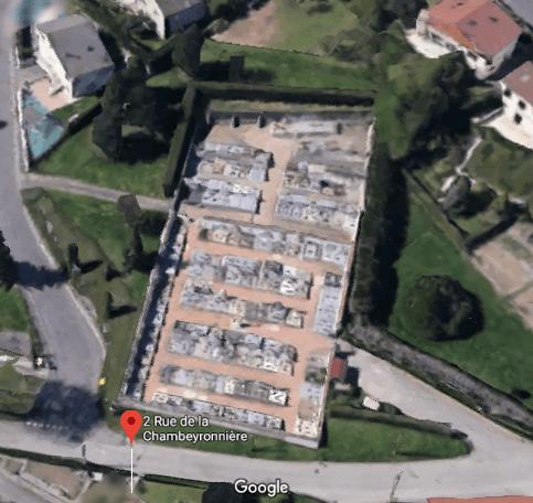 cimetières de Sorbiers