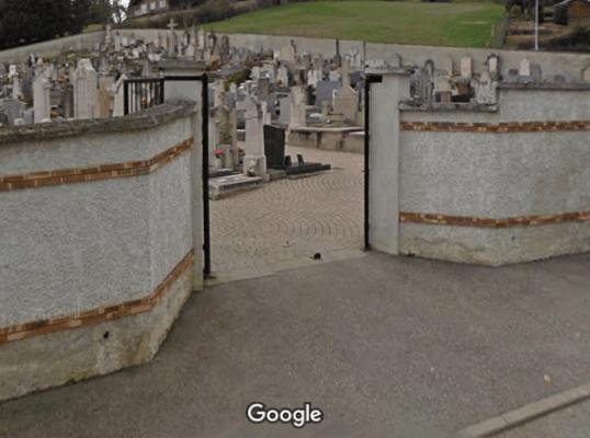cimetière deDagneux