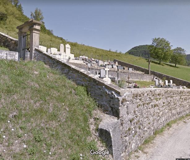 cimetière de Saint-Rambert-en-Bugey