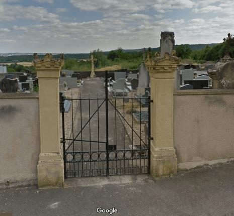 cimetière de Fèves