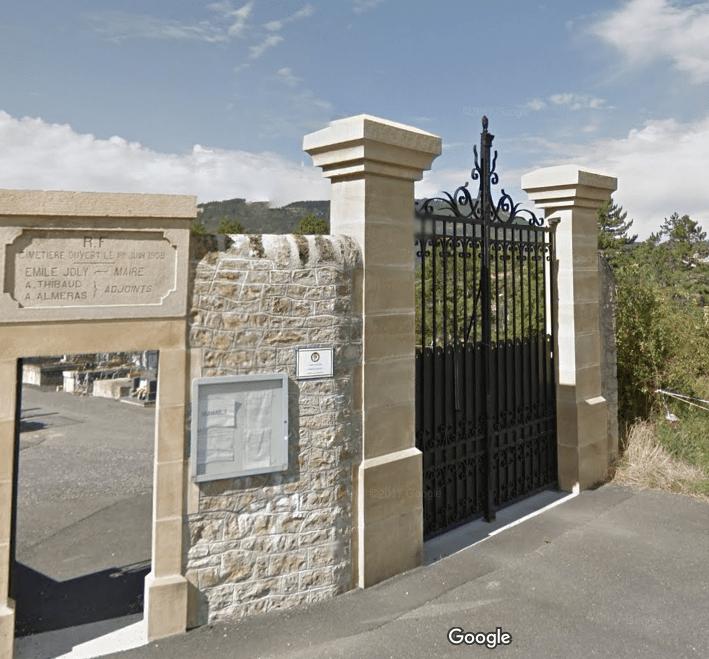 cimetières de Mende