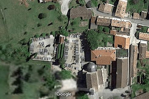 cimetière de Montat