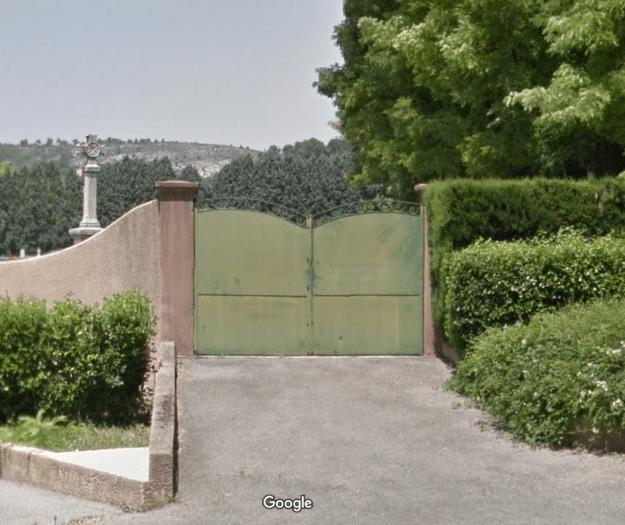 cimetière de Salernes