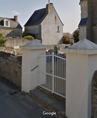 cimetière de Soulaire-et-Bourg