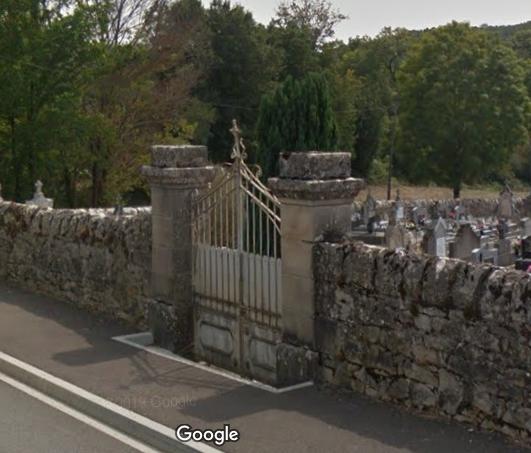 cimetière de Toulonjac
