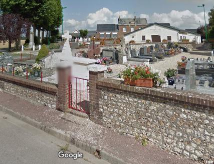 cimetière de Saint-Mards-de-Blacarville