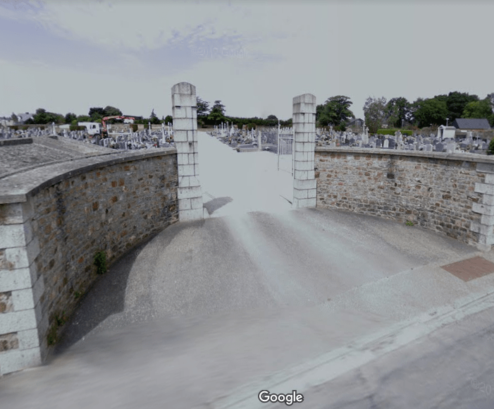 cimetière deBain-de-Bretagne