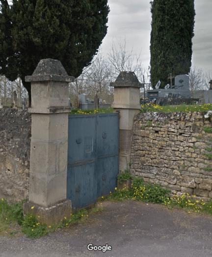 cimetières de Cajarc