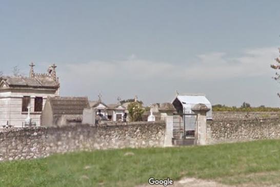 cimetière de Capian