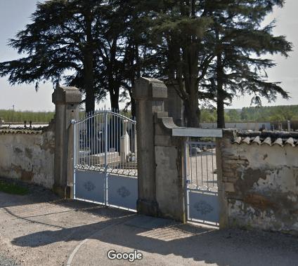 cimetière de Saint-Jean-sur-Veyle