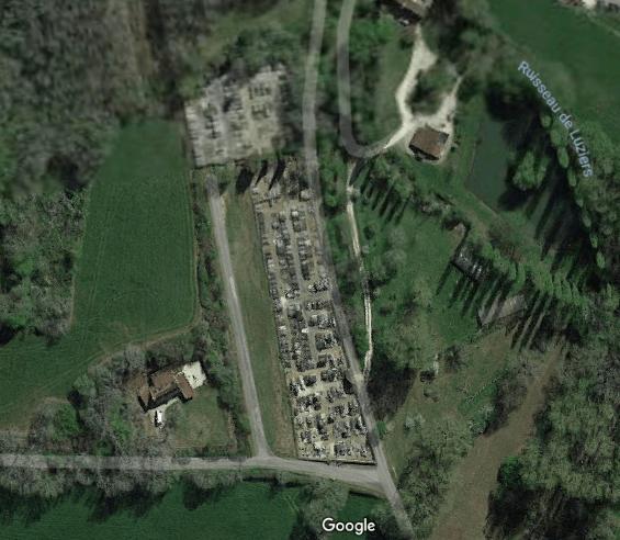 cimetière de Salviac