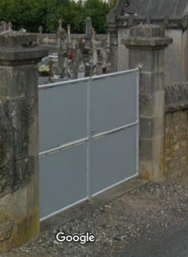 cimetière de Bruère-Allichamps