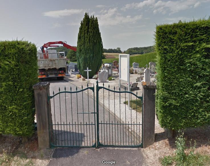 cimetière de Beaupont