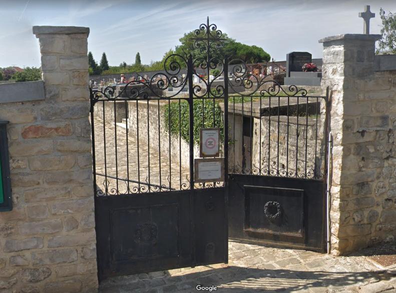 cimetière de Dannemois