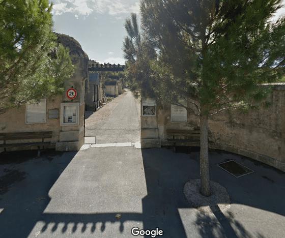 cimetière d'Apt