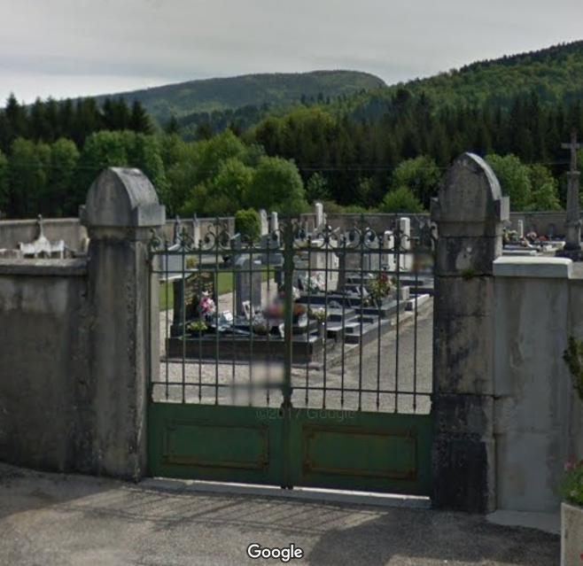 cimetière de Maillat