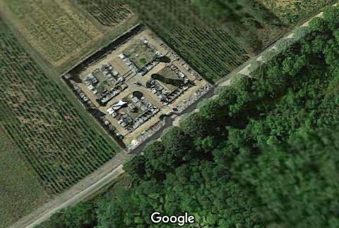 Photos du cimetière de Ville-sur-Jarnioux