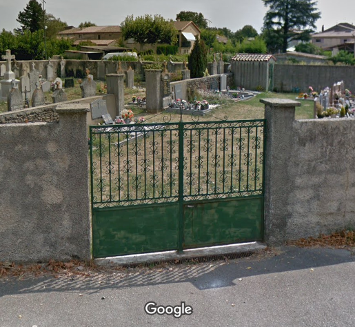 cimetière de Glun