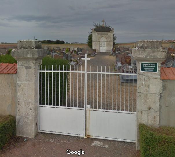 cimetière de Donnemain-Saint-Mamès