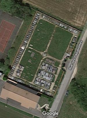 cimetière de Pecqueuse