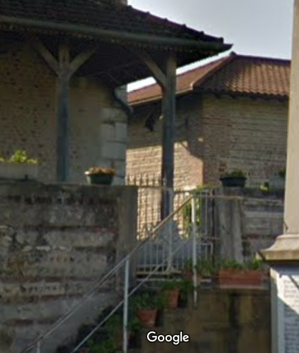 cimetière de Chanoz-Châtenay
