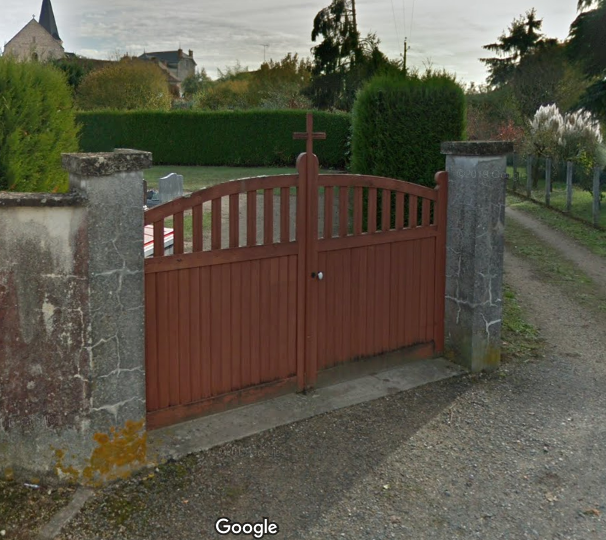 cimetière de Vicq-sur-Gartempe