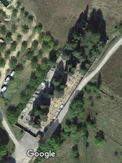 cimetière de Brissac