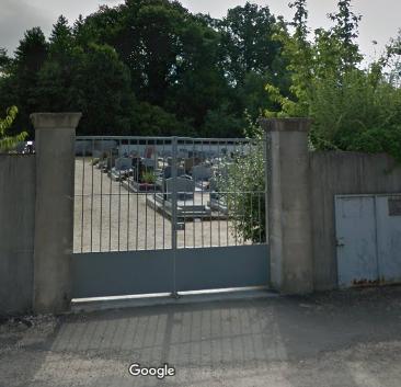 cimetière de Chambon-la-Forêt