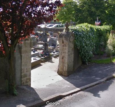 cimetière de Rablay-sur-Layon