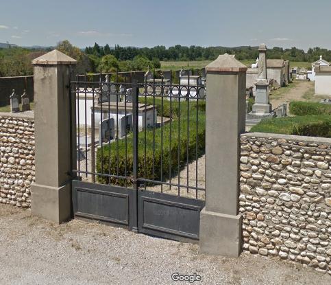 cimetière de Cardet