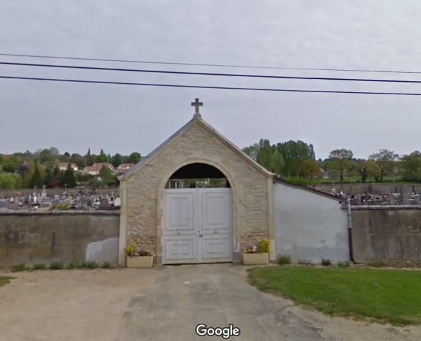 cimetière de Bengy-sur-Craon
