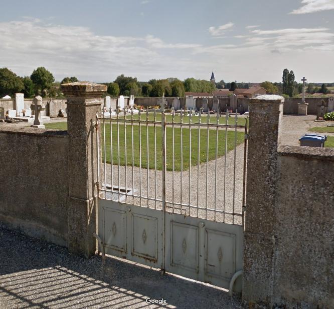 cimetière de Rancé