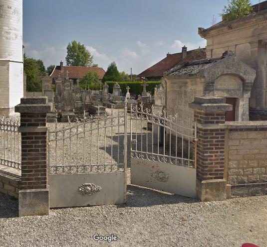 cimetière de Saint-Léger-près-Troyes
