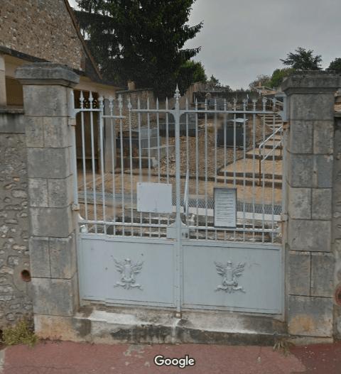 cimetière de Châtillon-Coligny