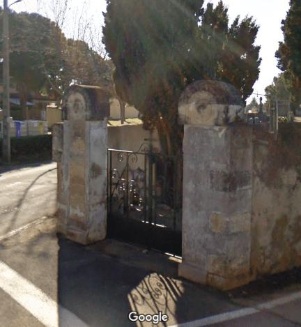 cimetière de Mudaison
