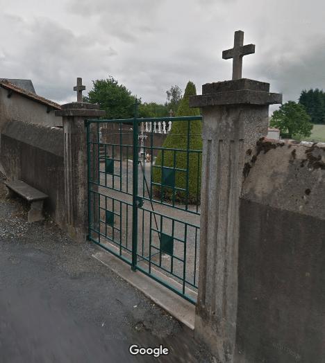 cimetière de Montfaucon-Montigné