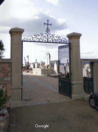 cimetière de Thizy