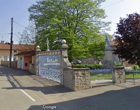 cimetière de Marsonnas