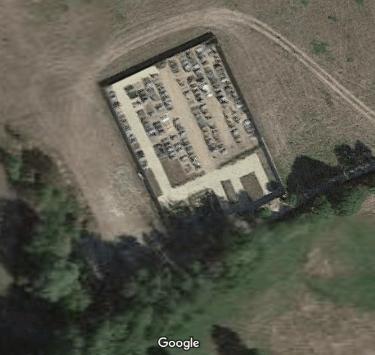 cimetières de Archigny