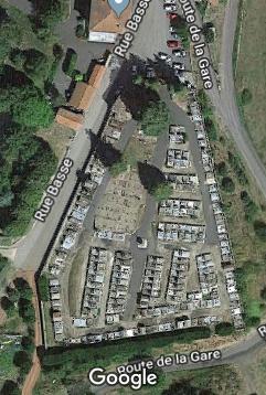 cimetière de Pradelles