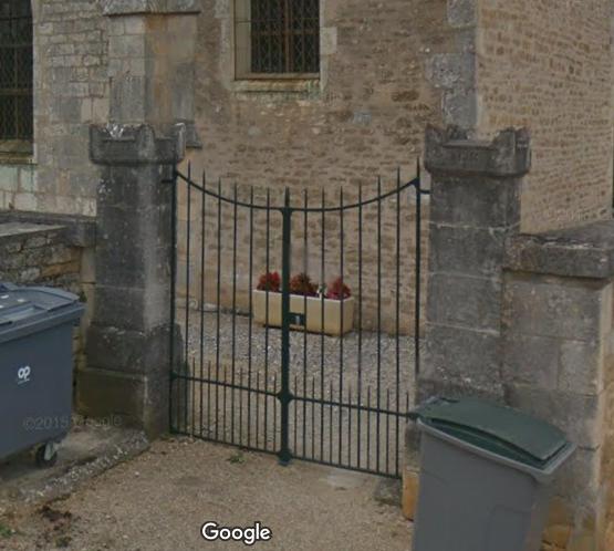 cimetière de Villiers-le-Sec