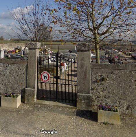 cimetière de Guibeville